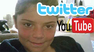 Tweets, Video Paint Picture of Teen Murder Suspect