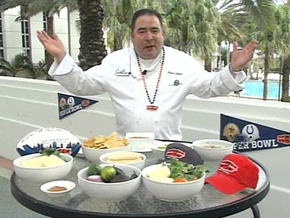 Emeril?s Queso Dip