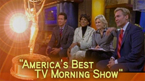 GMA Wins Third Straight Daytime Emmy