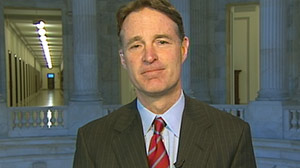 Democratic Senator Evan Bayh: Too Much Brain-Dead Partisanship in Congress