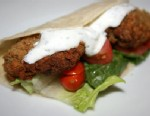 PHOTO: Stephanie ODea prepared delicious falafel in her slow cooker.