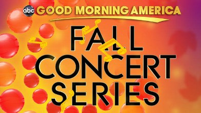 PHOTO: Good Morning America Fall Concert Series 2011 logo.