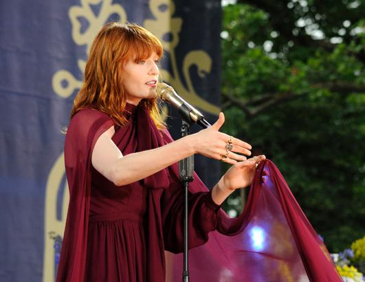 GMA Concert Series: Florence and the Machine
