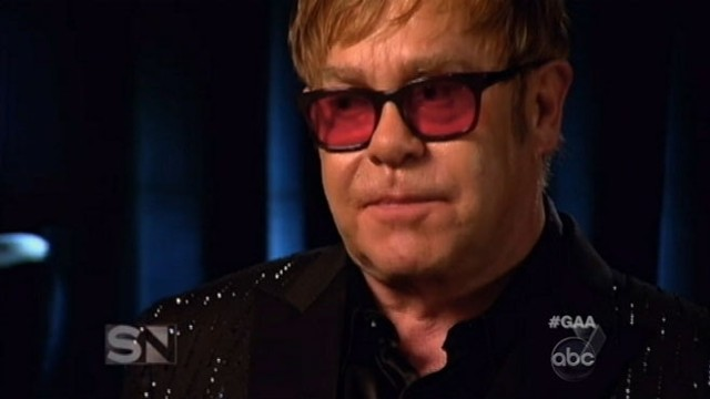 VIDEO: Marisa Guthrie, Carlos Greer on Sir Elton's suggestion the Material Girl's career is over.