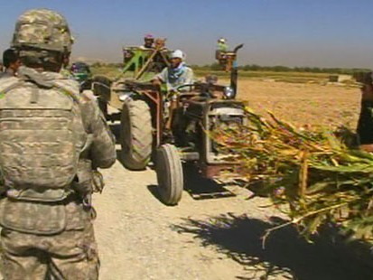 VIDEO: Questions are raised over troop surge as more U.S. soldiers die.