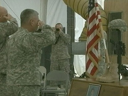 VIDEO: American Soldiers Die in Afghanistan