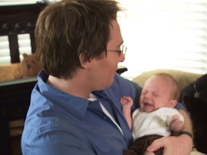 Clay Aiken and son