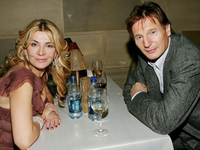 VIDEO: Natasha Richardson in the Hospital