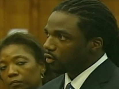 VIDEO: Football player serves 30 days in jail for killing a man while driving drunk.