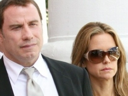 VIDEO: The Travolta family is expecting a new baby, a year after son Jett died.