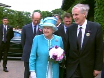 VIDEO: Her Majesty will address the U.N. General Assembly and visit ground zero.