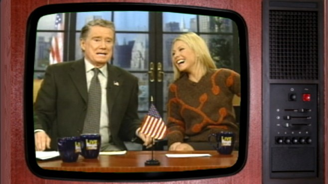 "VIDEO: Sharyn Alfonsi on what will become of ""Live"" after Regis Philbins departure."