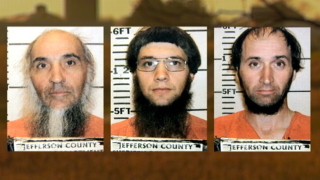 VIDEO: Police say the group would hold down Amish men and women to cut their hair.