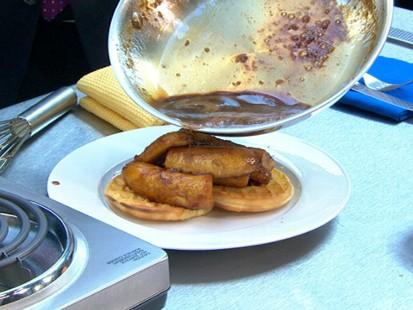 Alton browns bananas foster recipe abc news alton browns bananas foster forumfinder Image collections