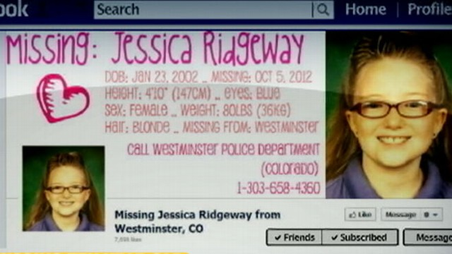VIDEO: Jessica Ridgeways backpack, water bottle were found after she vanished walking to school.