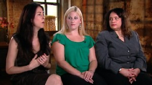 VIDEO: Erin Andrews talks to three women who were stalked about how they survived.