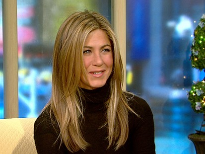 VIDEO: Jennifer Aniston Discuss Marley and Me
