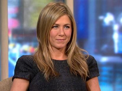 VIDEO: Jennifer Aniston talks about her new movie, which co-stars Gerard Butler.