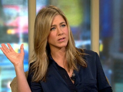 VIDEO: Jennifer Aniston says Bill OReilly insulted her for remarks she made about motherhood.