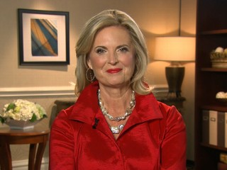 Watch: Ann Romney on Mitt's Speech: 'It Was a Thrill'