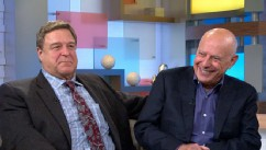VIDEO: Stars' funny chemistry in thriller 'Argo' help bring relief to audiences while on screen.