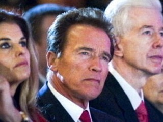 Watch: Arnold Schwarzenegger Speaks Publicly About Love Child