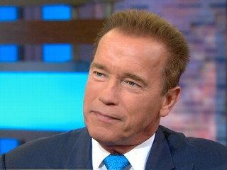 Watch: Arnold Schwarzenegger on Autobiography, Affair with Maid