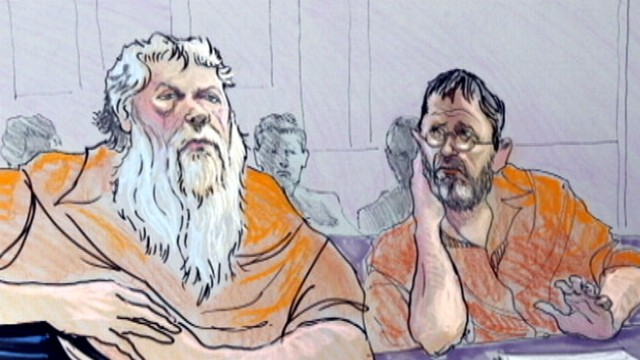 VIDEO: Chilling audio tapes released by FBI portray suspects as cold, calculating.