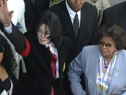 VIDEO: Katherine Jackson, grandmother of M.J.s three kids, granted temporary custody.