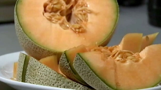 VIDEO: A deadly outbreak of Listeria is linked to contaminated cantaloupes.