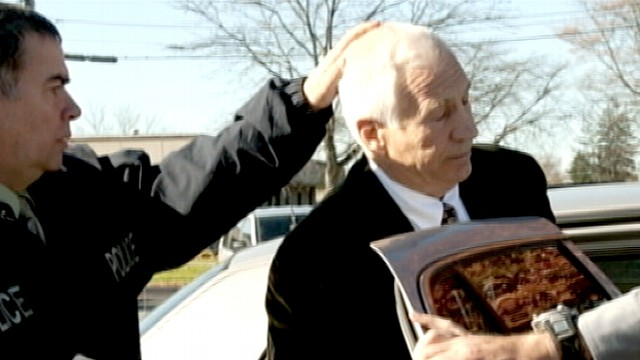 VIDEO: Penn States Sandusky Admits to Horsing Around