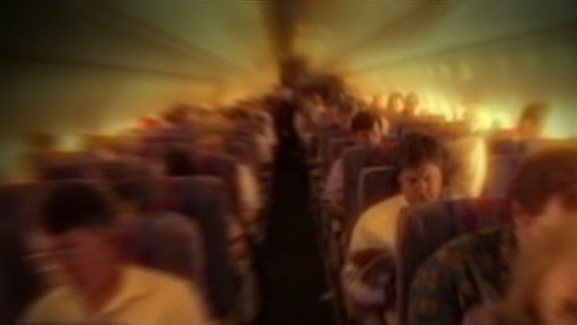 VIDEO: FAA is investigating the airline after cabin seats came loose in mid-air.