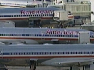 Watch: American Airlines Grounds Jets: Delays, Cancellations Expected