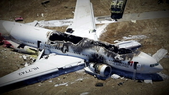 Video: Pilot Reveals Concerns Aboard Devastating Asiana Plane Crash