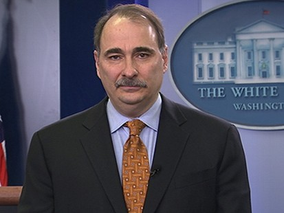 VIDEO: David Axelrod on the Health Care Bill