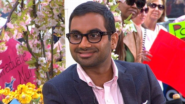 Video: Aziz Ansari on Epic, First Celebrity Crush