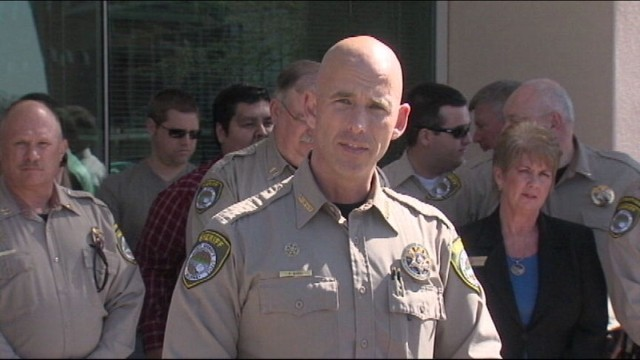 VIDEO: Former Ariz. Sheriff allegedly threatened to deport secret male lover.
