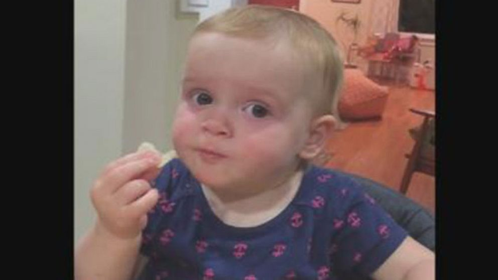 VIDEO: Baby Tries Salt and Vinegar Chips for First Time