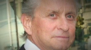 VIDEO: Michael Douglas Divorce Drama