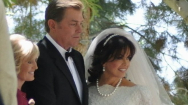 VIDEO: Marie Osmond Weds Ex-Husband