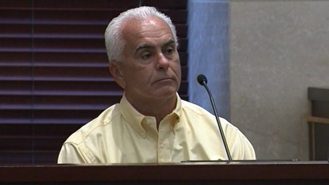 VIDEO: Prosecution and defense focusing on gas cans in George Anthony's garage.