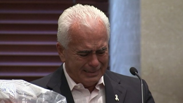 VIDEO: Casey Anthony's father gives riveting testimony in the Florida murder trial.
