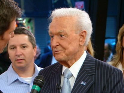 VIDEO: Bob Barker donated millions to military brain injuries hospital.