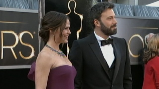 "VIDEO: The Oscar-winning ""Argo"" director was announced as the choice to play the caped crusader."