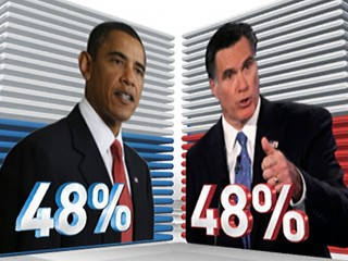 Watch: 2012 Presidential Election: Romney, Obama Fight for Battleground States
