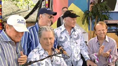 Now Playing Beach Boys Discuss New Album On GMA