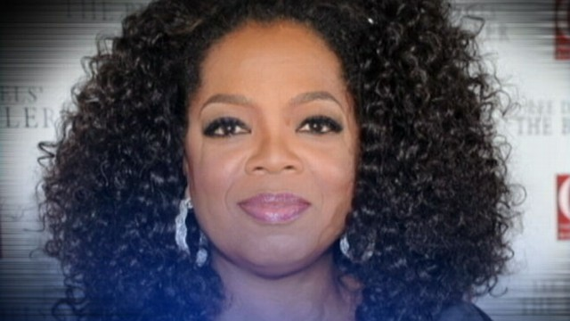 "VIDEO: Oprah tells Access Hollywood her interview with ""Kony 2012"" filmmaker was her ""aha"" moment."