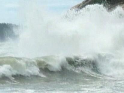 VIDEO: Hurricane Bill Turns Deadly