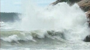 VIDEO: Hurricane Bill Turns Deadly