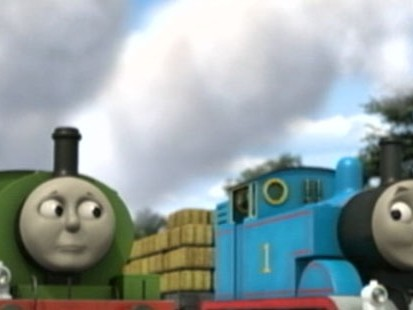 VIDEO: Thomas the Tank Engine Speaks